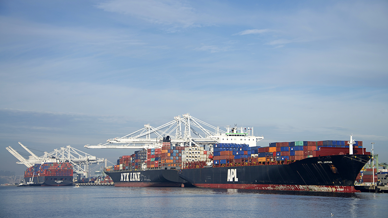 Car Shipping from Port of Oakland