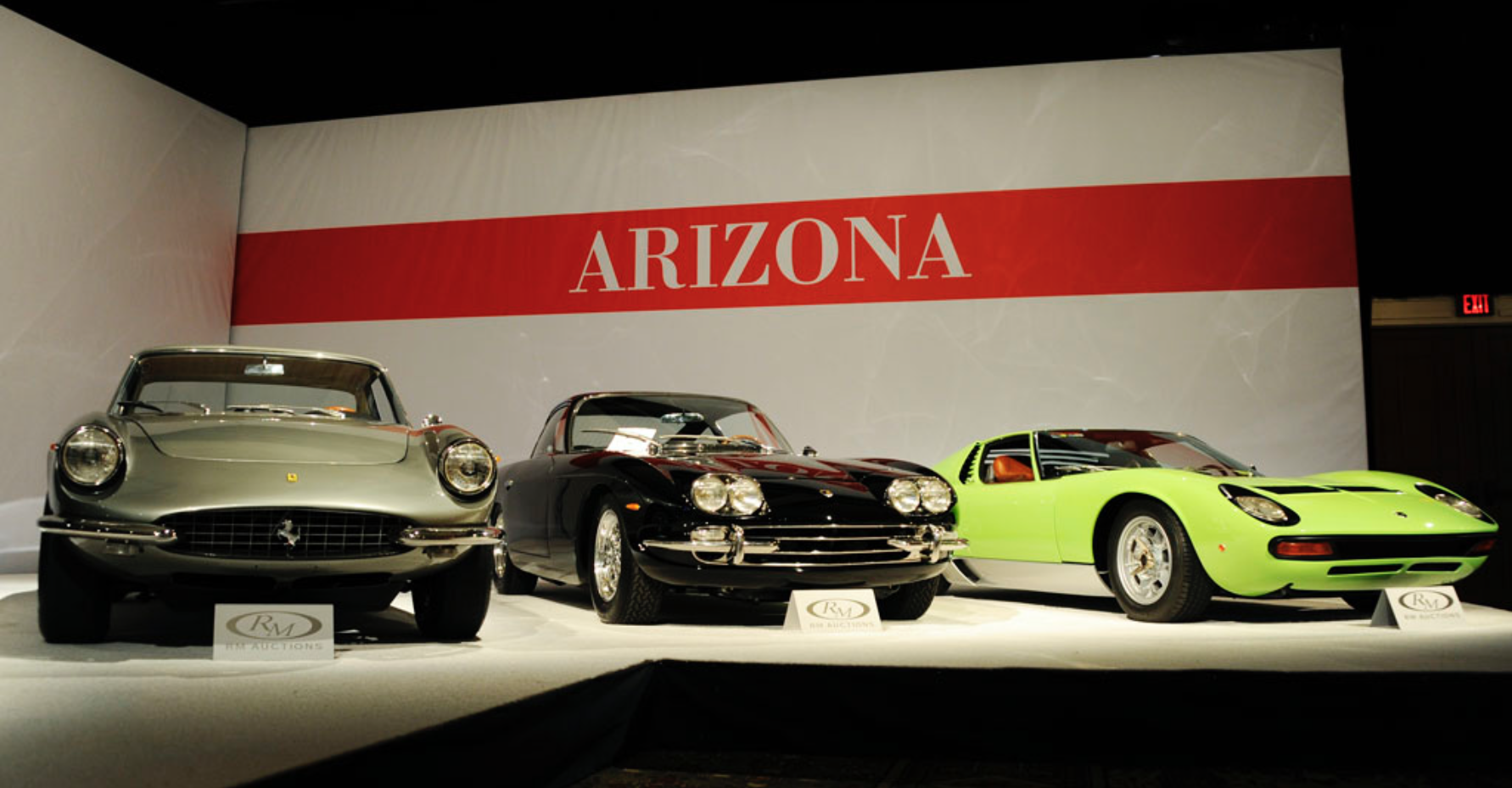 Classic Car Shipping Overseas from Scottsdale Auctions