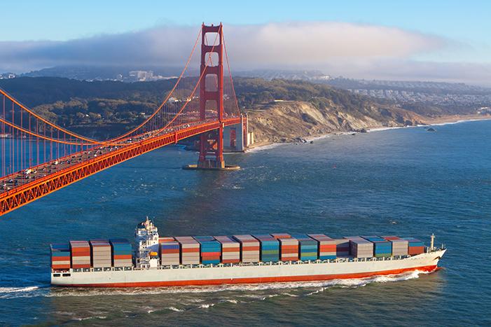 San Francisco Port Congestion Oakland