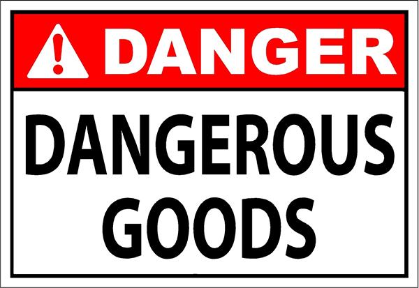 Ship dangerous goods air freight