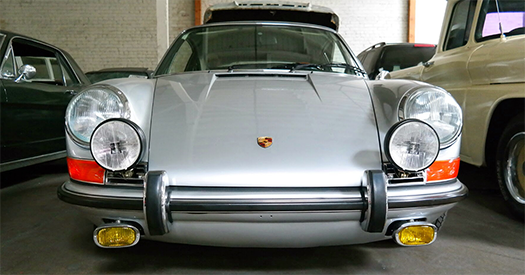 Preserving Classic Cars under the World Heritage Status