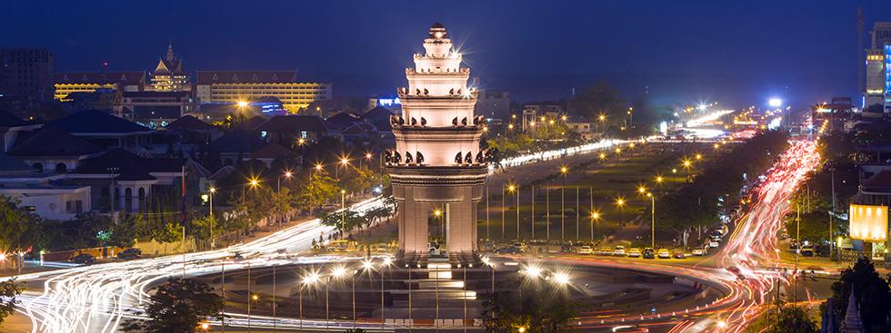 Cambodia Car Shipping