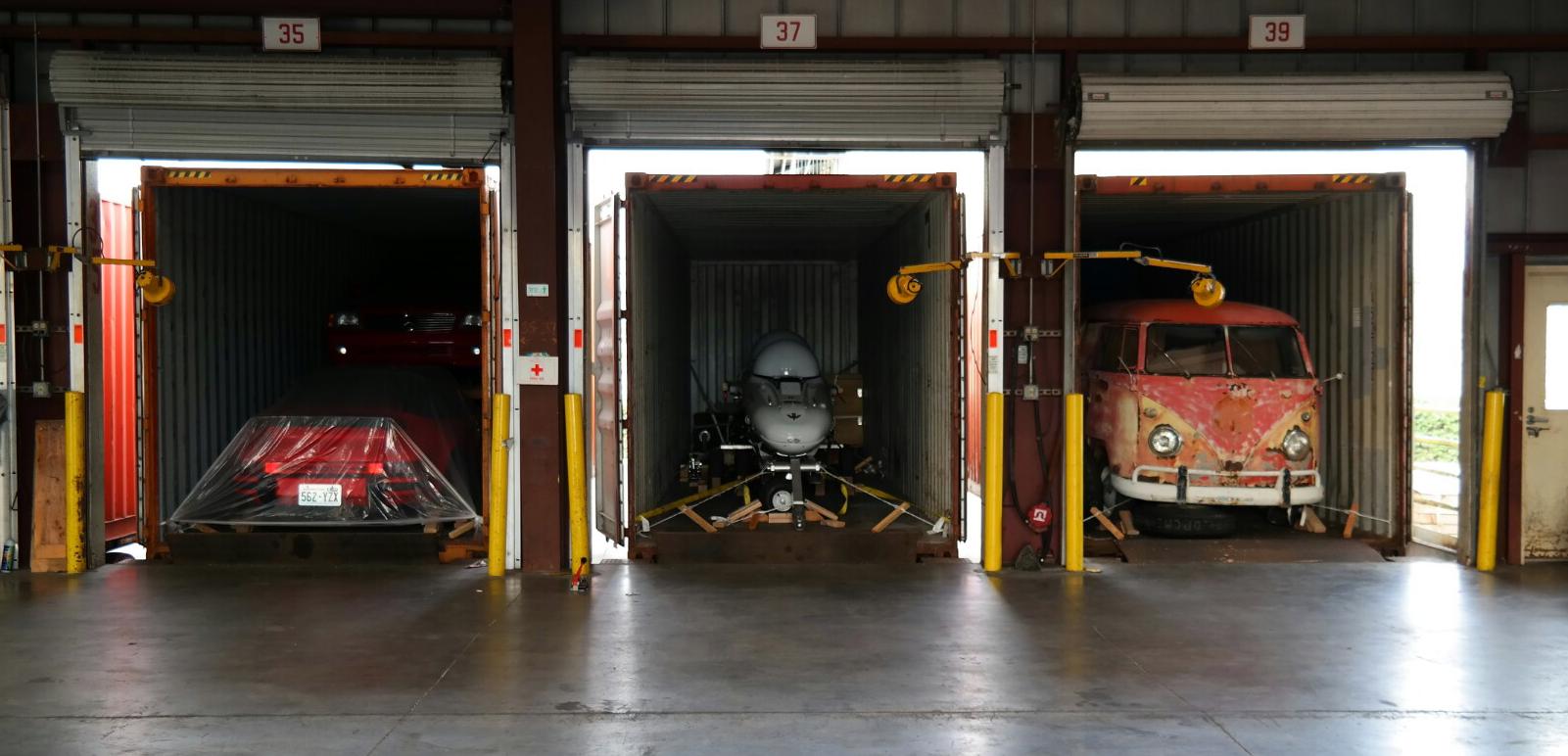 International Car Shipping West Coast