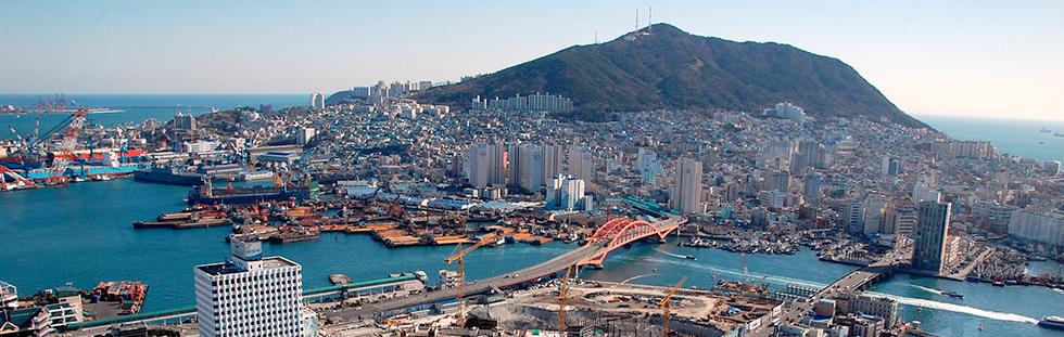 South Korea Car Shipping