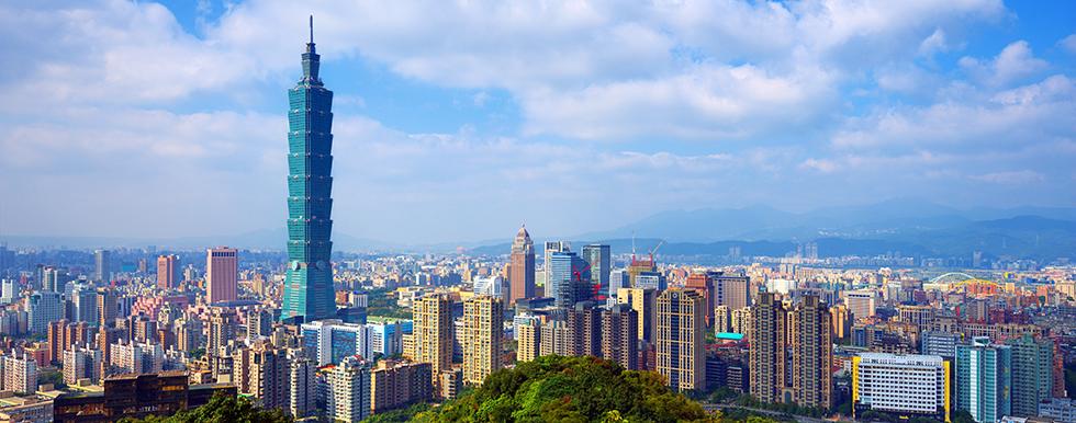 International Car Shipping to Taiwan