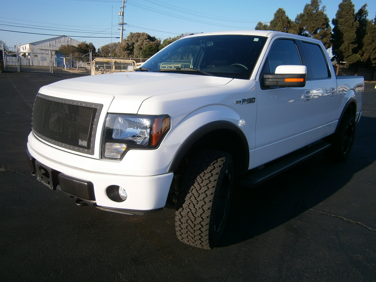 Ford F150 South Korea from USA