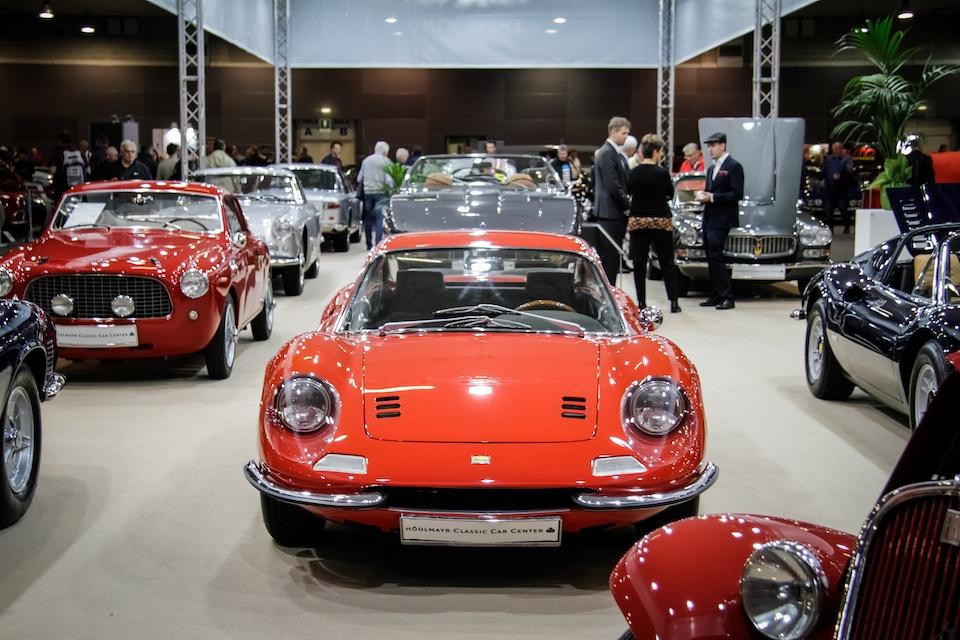 Auto Moto Epoca: Italy's largest classic car show steps up