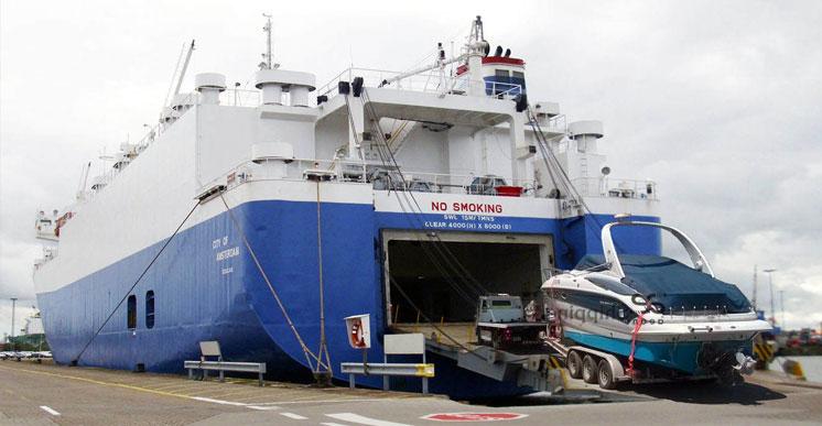 roro boat shipping