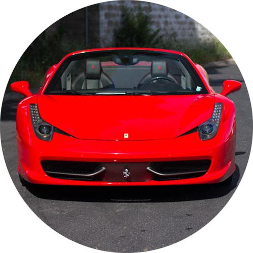 Ferrari 458 Red