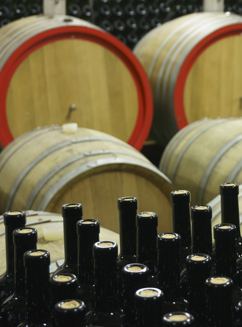 wine and beverage logistics
