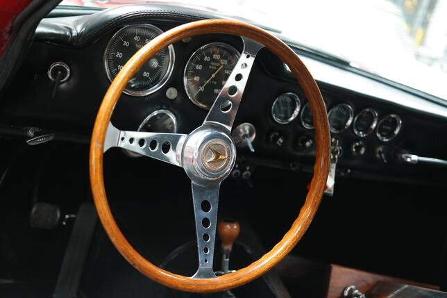 Chevrolet Powered 1966 Apollo GT JN7691011 interior