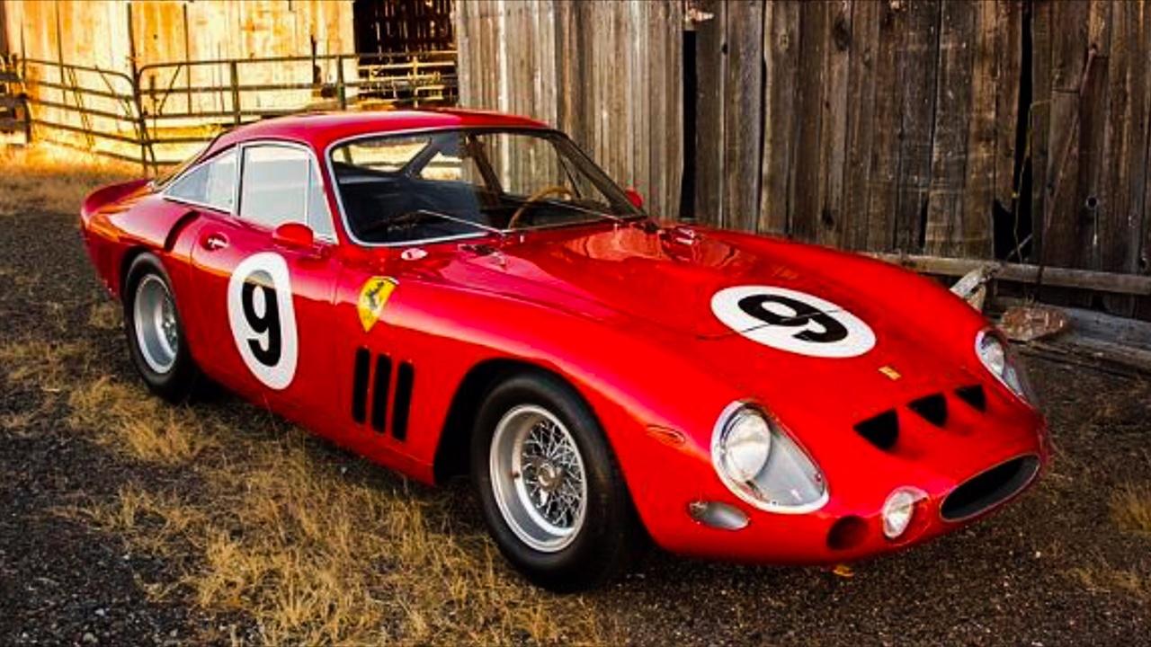 1963 Ferrari 330 LMB 4381SA