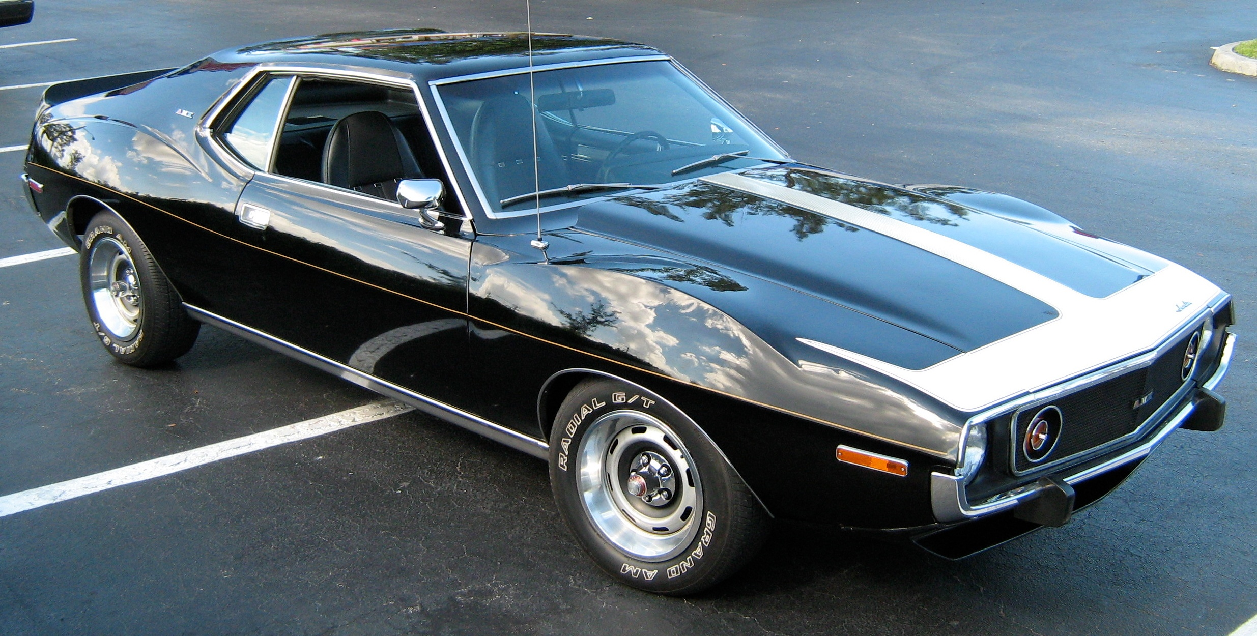 AMC Javelin from the USA import