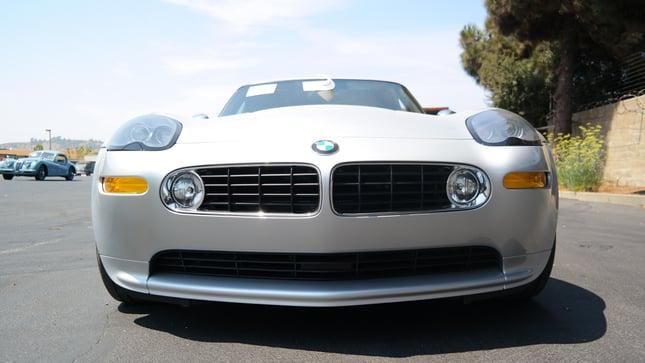 BMW Z8 International car shipping