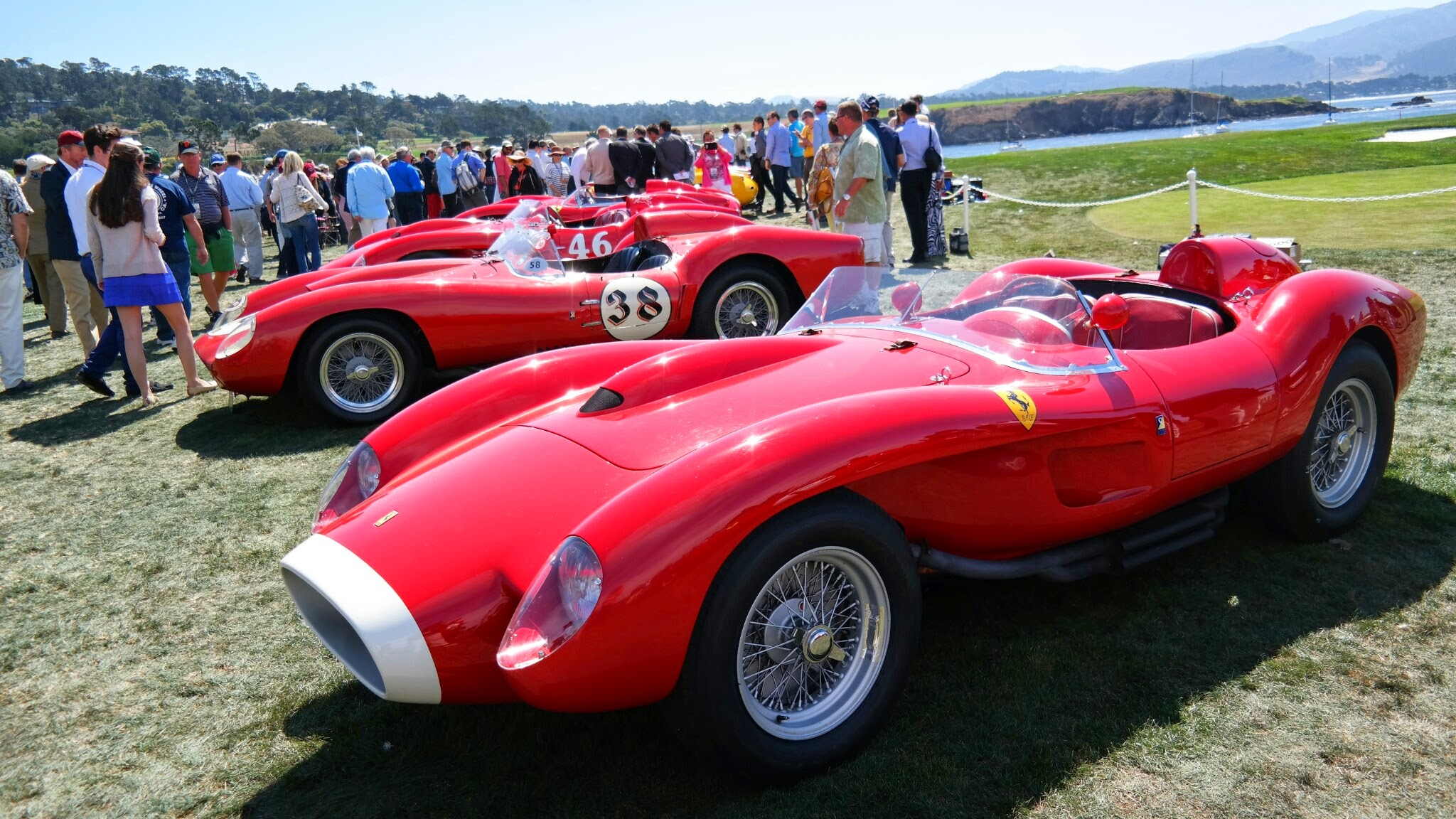 Monterey Car Week Shipping