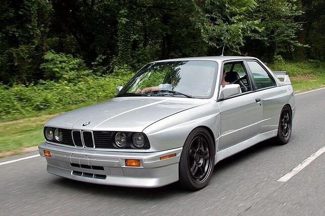 BMW E30 M3 Shipped Overseas Frankenstein
