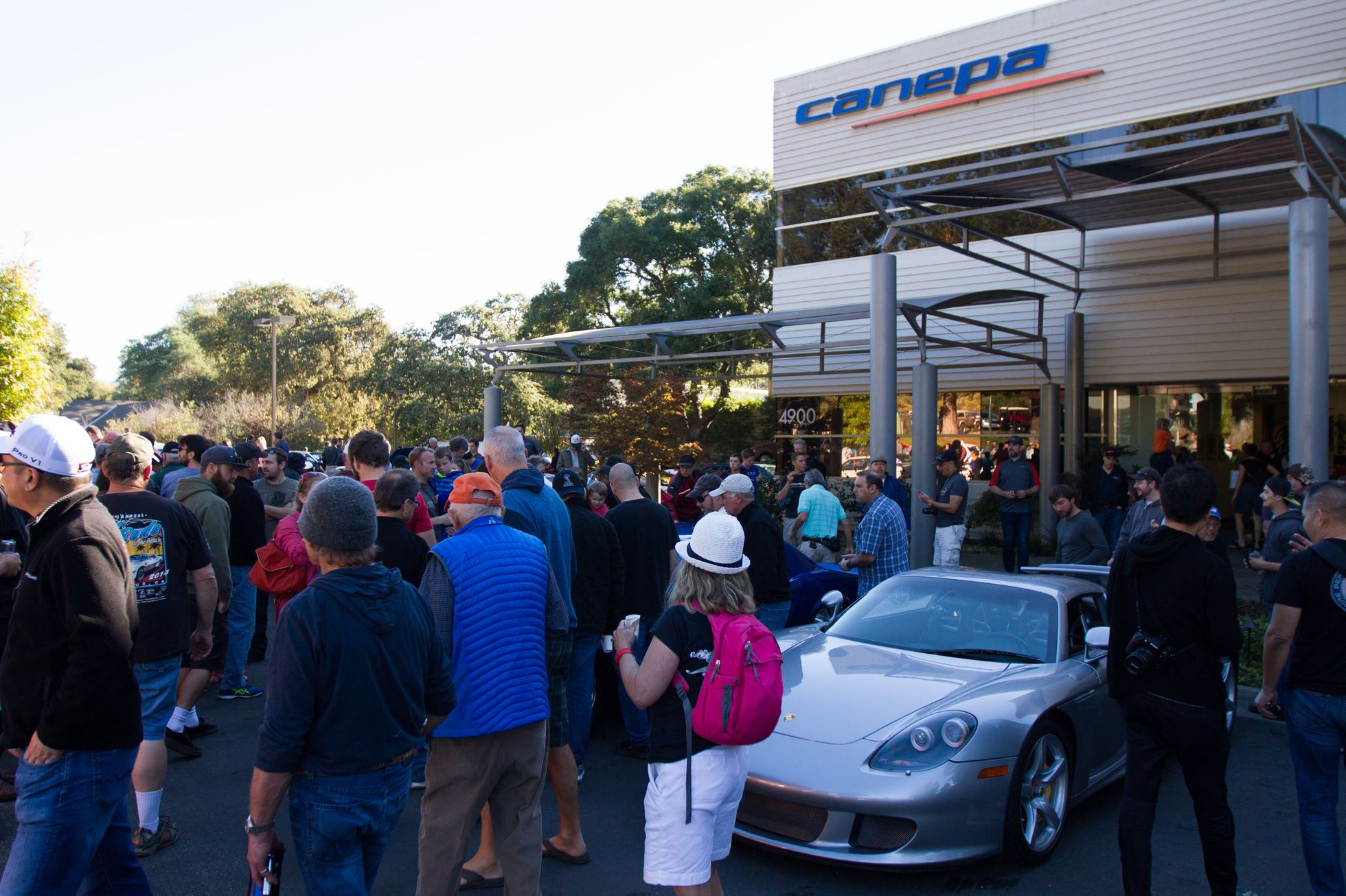 Bruce Canepa Cars and Coffee October 2016