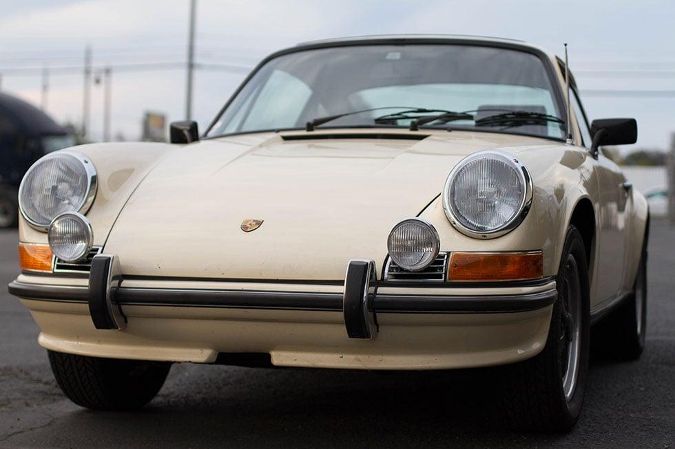 Classic 911 Porsche Values