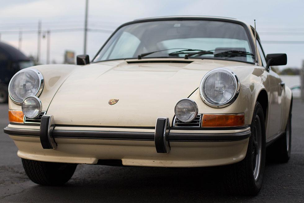 Porsche 911 oldtimer America