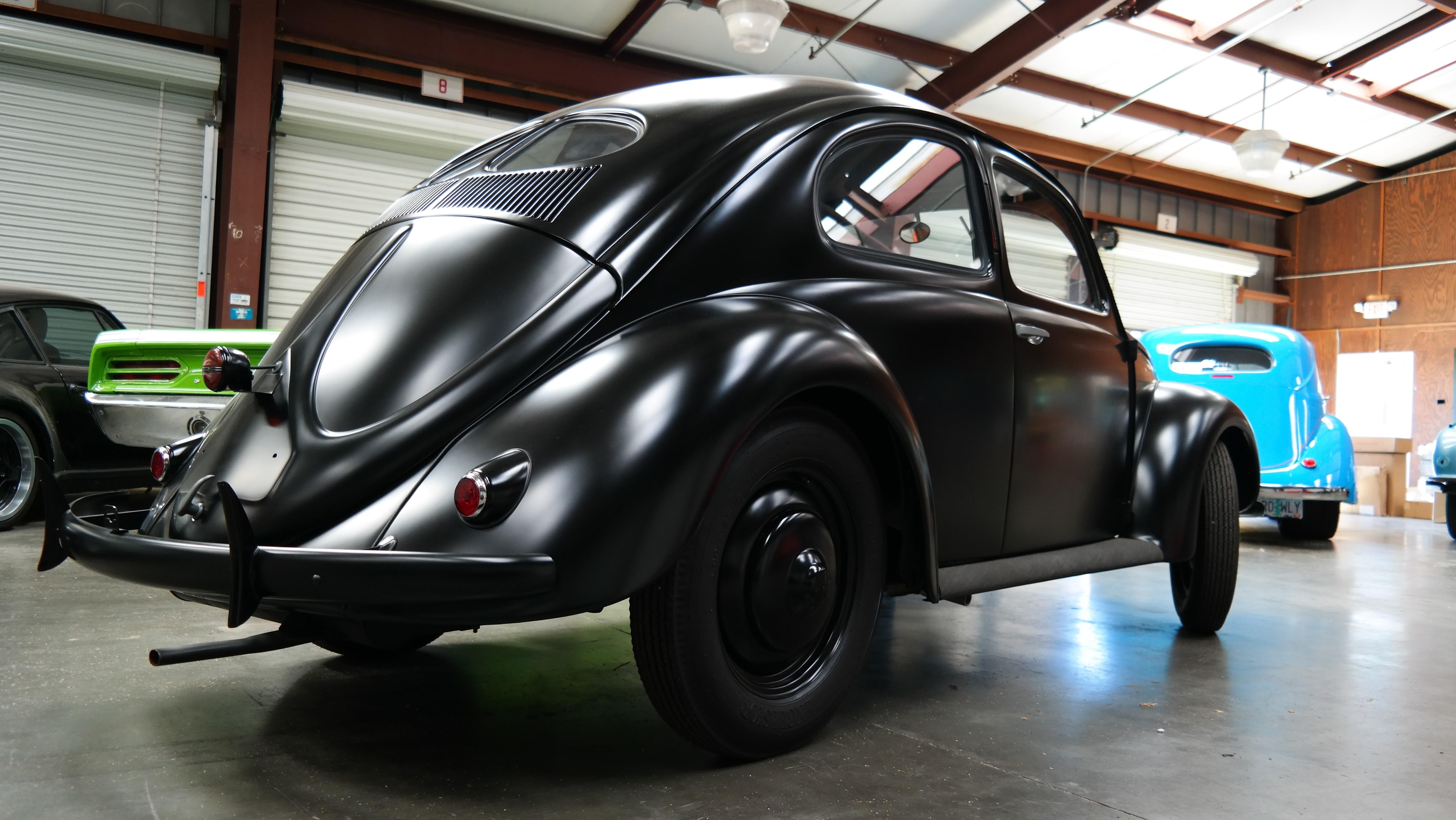 VW Beetle International Car Shipping