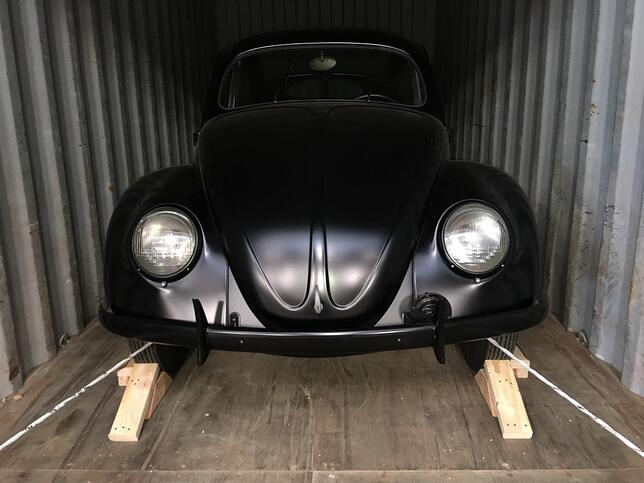 VW Beetle International Car Shipping