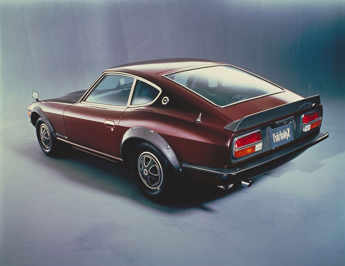 Datsun 240z auto import usa