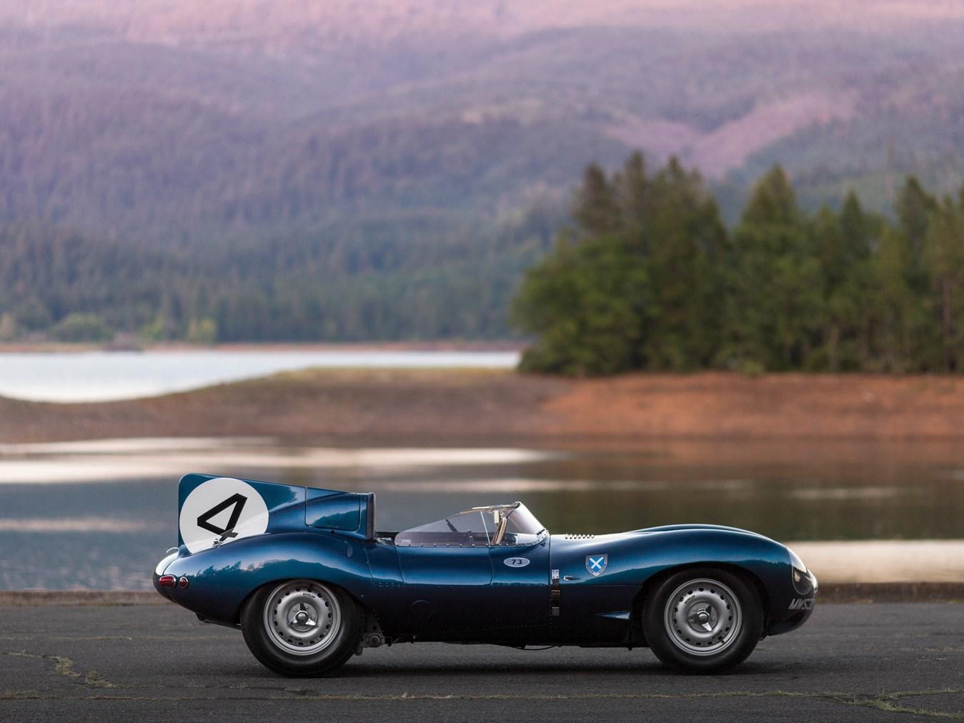 Ecurie Ecosse Jaguar D-type