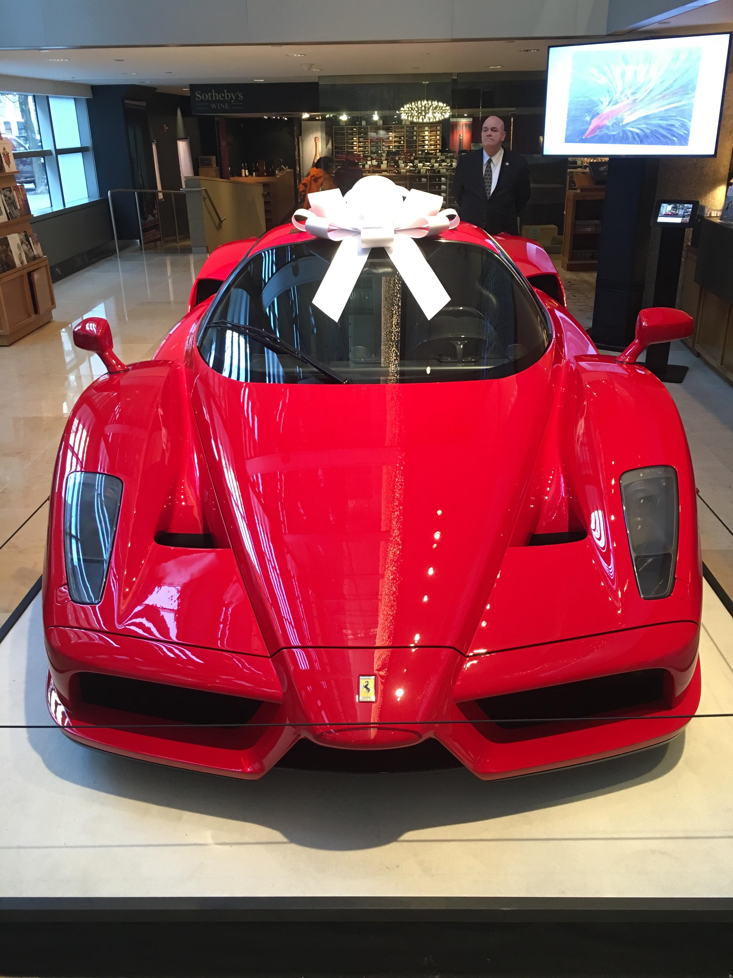 2003 Ferrari Enzo International Car Shipping