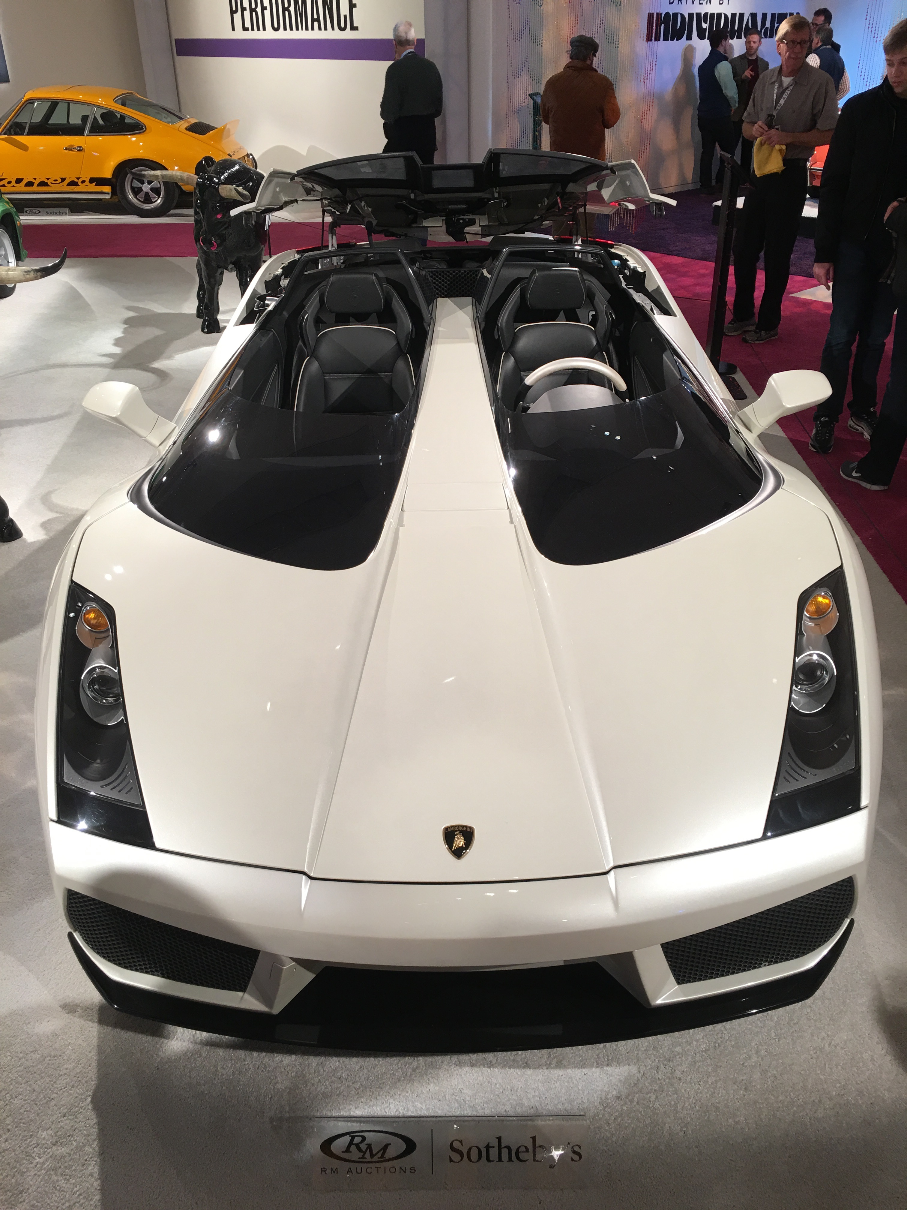 2006 Lamborghini Concept S International Car Shipping