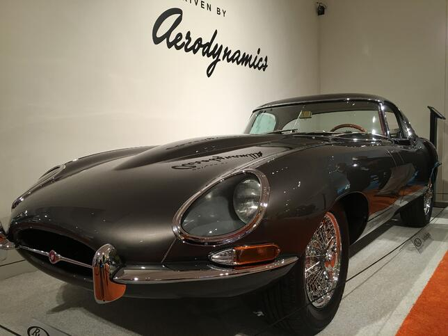 1965 Jaguar E-Type Series 1 4.2-Litre Roadster International Car Shipping