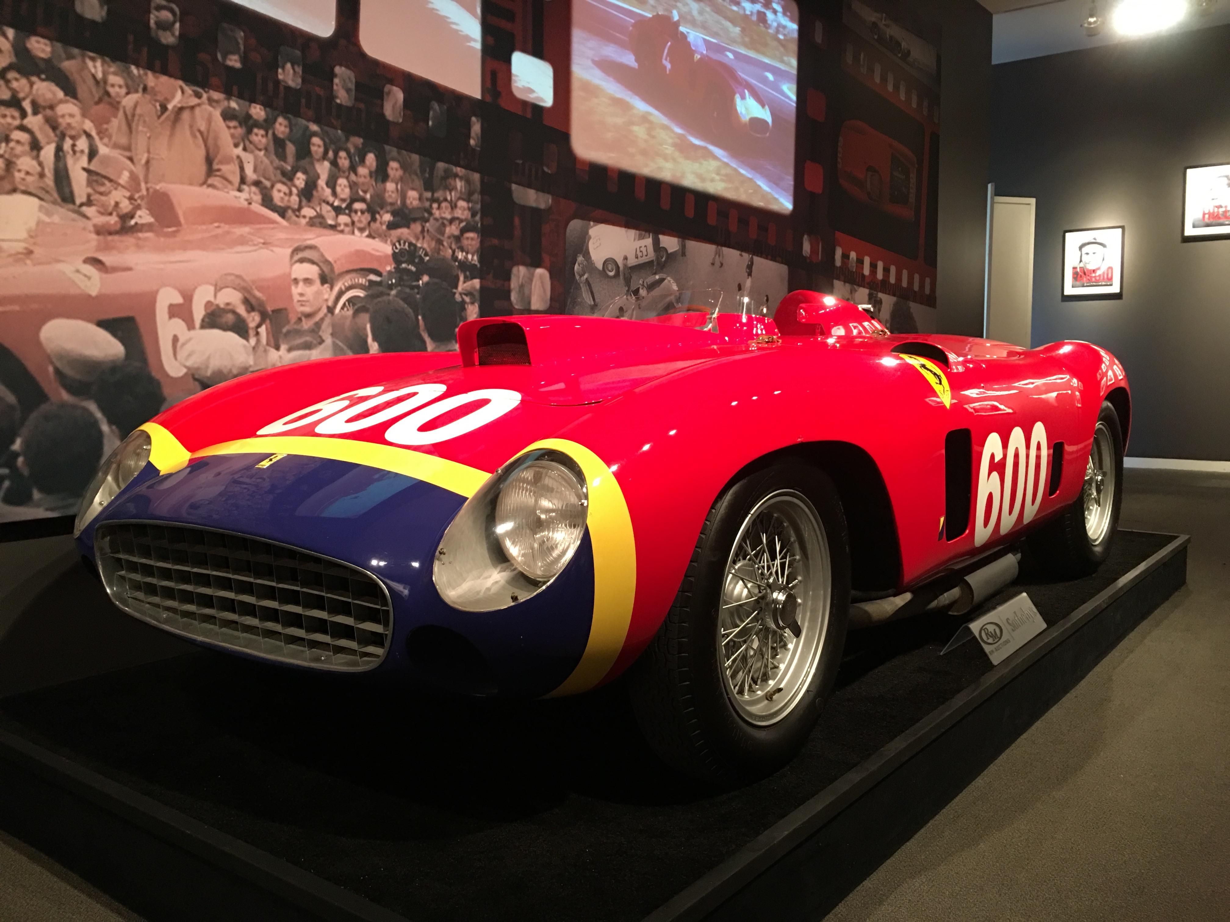 1956 Ferrari 290 MM International Car Shipping