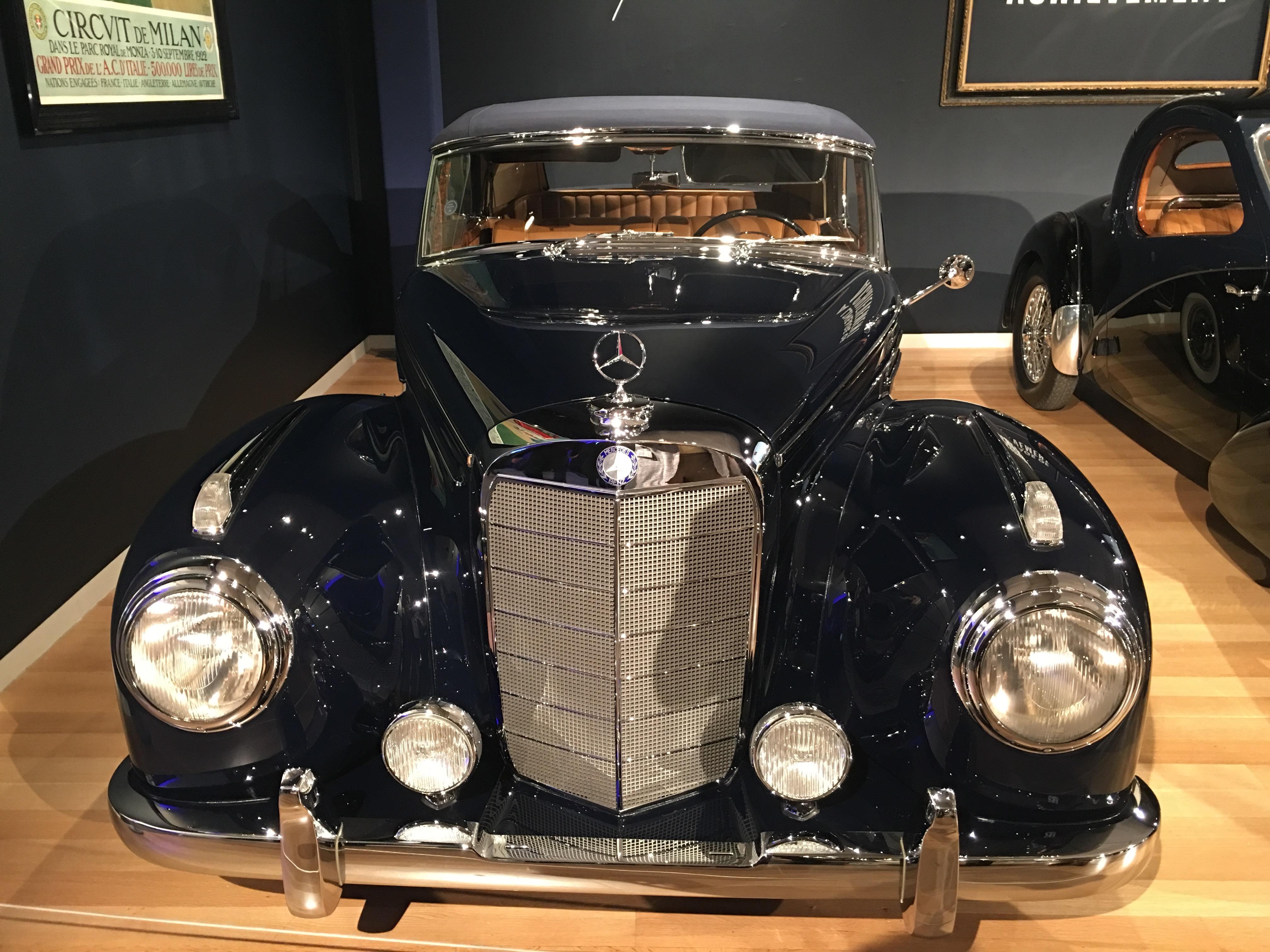 1956 Mercedes-Benz 300 Sc Roadster International Car Shipping