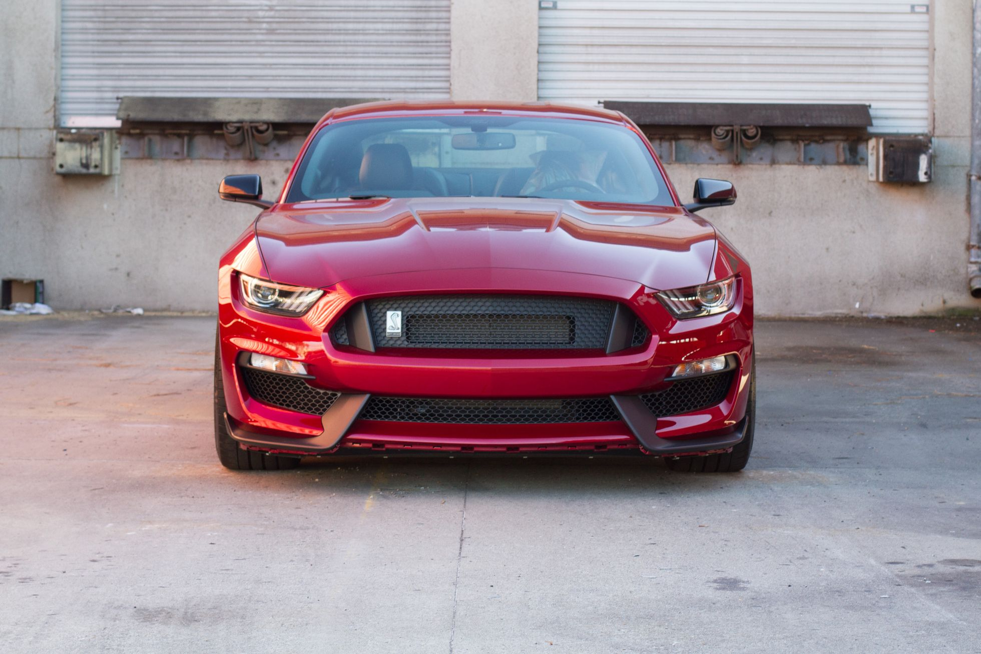 GT350 Shelby shipping overseas