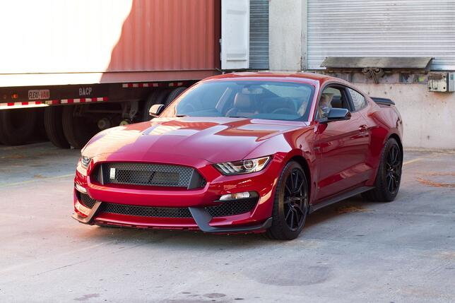 2017 Mustang GT350 is sold out
