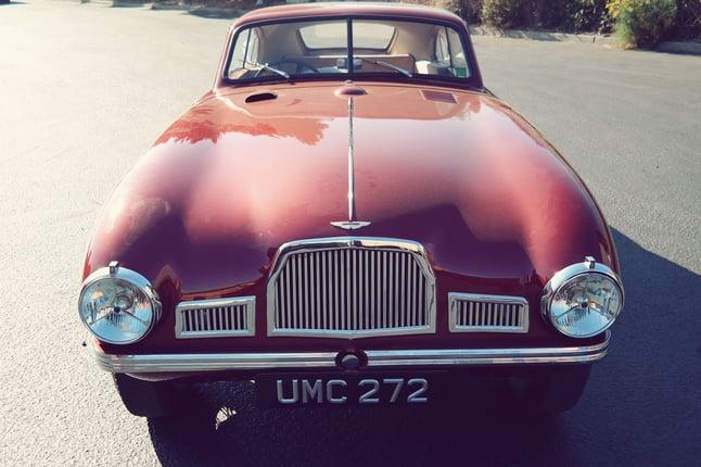Aston Martin DB2 UMC272 auto import