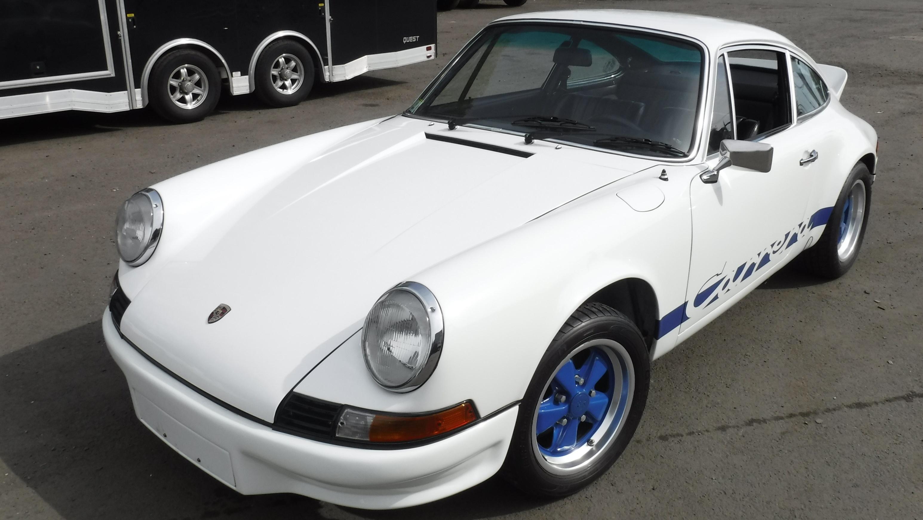 Porsche Carrera RS Being Shipped Overseas to Europe
