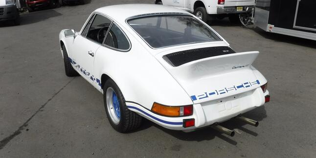Carrera 2.7 RS Shipping US and Europe