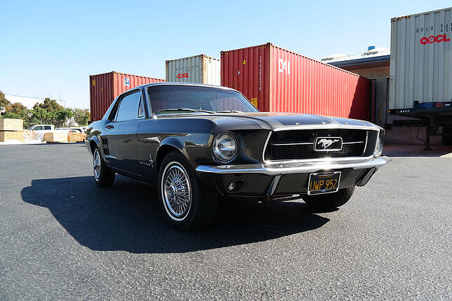Classic Mustang US Export