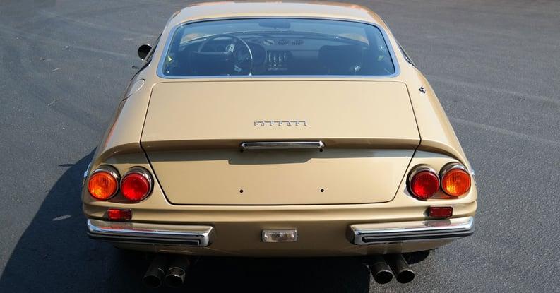 Ferrari Daytona Oldtimer