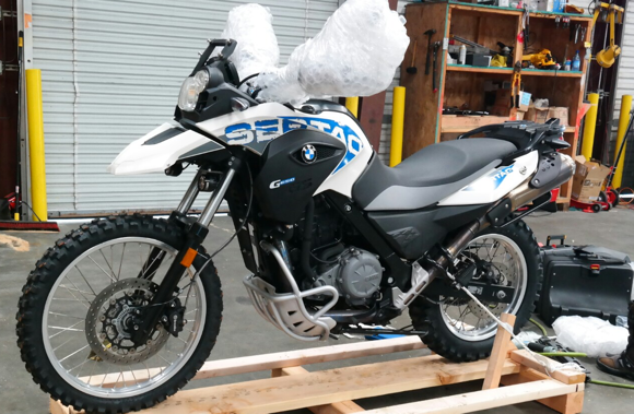 Motorcycle Shipping Overseas via air freight