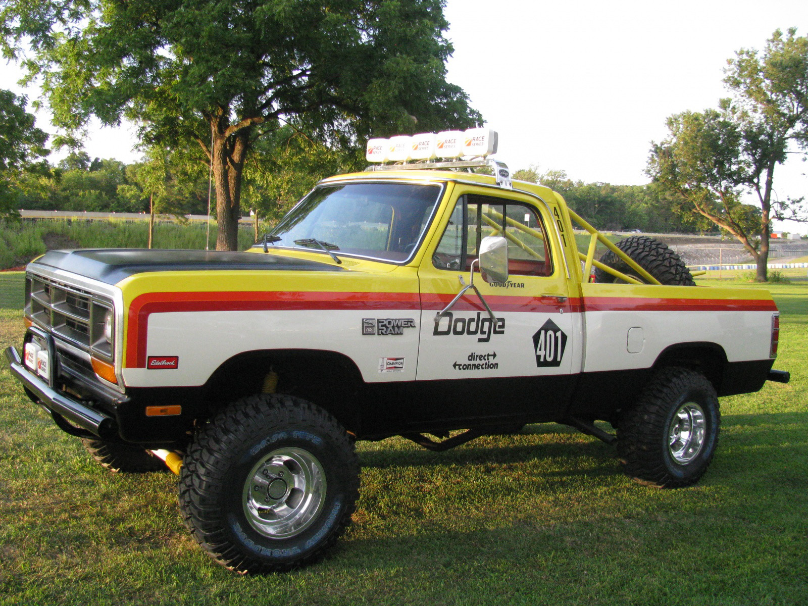 Dodge Ram Rod Hall Signature Edition