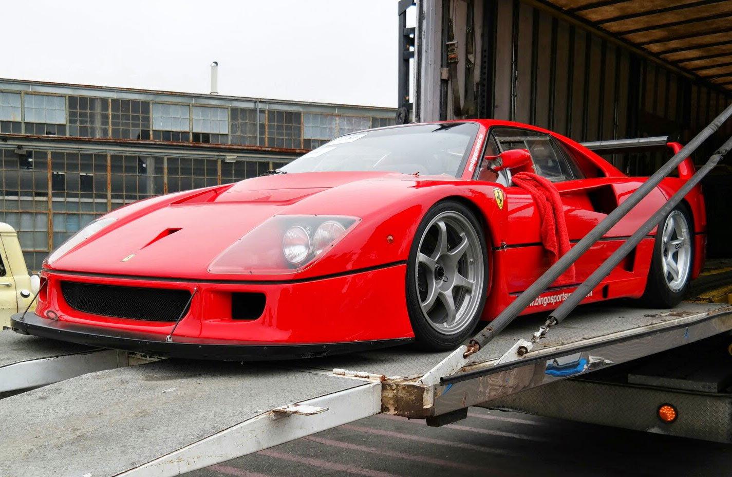 Ferrari-F40-LM