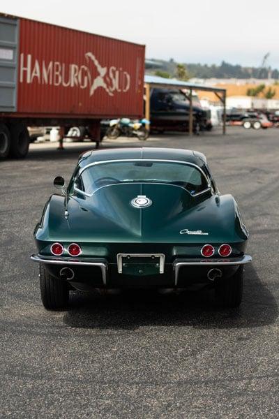 corvette-c2-green