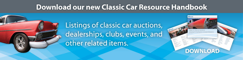 Shipping International Classic Car Handbook