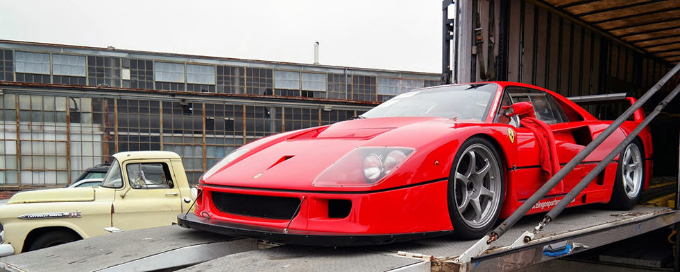 RM Sothebys Auctions - International Car Shipping