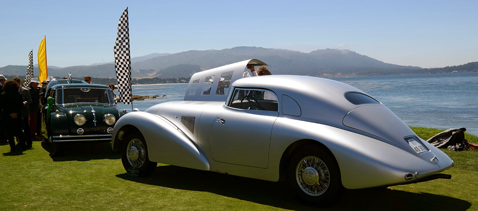 Monterey Car Week Transportation - International Car Shipping