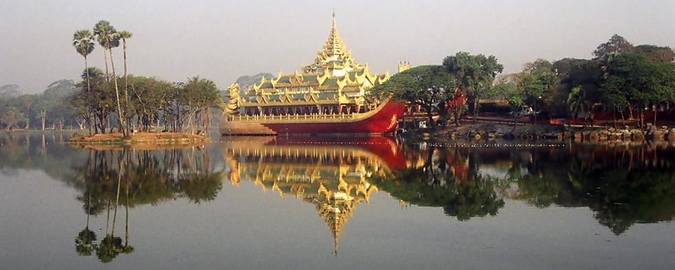 International Car Shipping to Myanmar