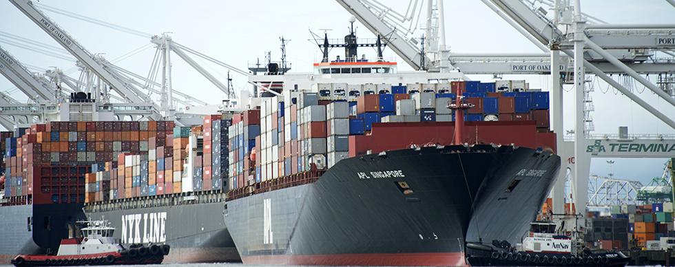 Port of Oakland International Car Shipping