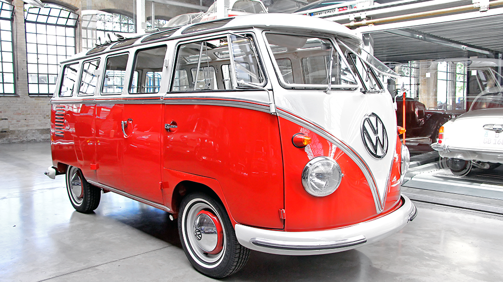 International VW Bus Shipping Experts