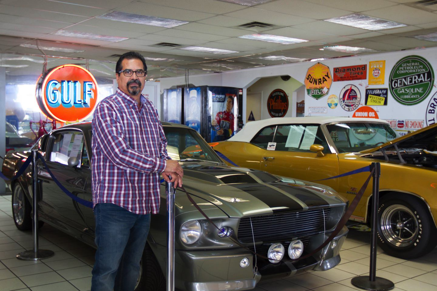 We Chat With Tony Martinez, Manager of Back In The Day Classics